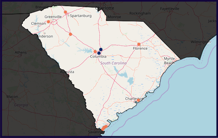 South Carolina Community of Clients