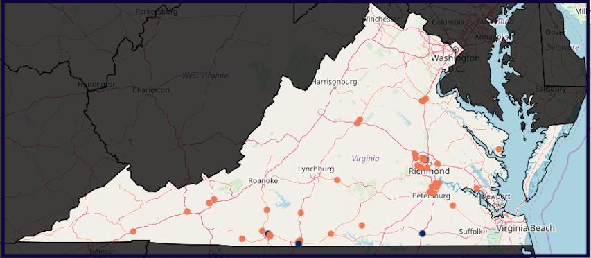 Virginia Community of Clients